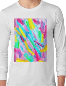 UNIQUENESS BLOOMS Long Sleeve T-Shirt