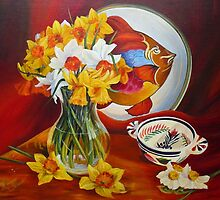 Spring time - Art deco by Beatrice Cloake Pasquier