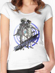 Revengeance 03 Women's Fitted Scoop T-Shirt