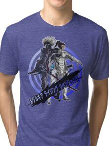 Revengeance 03 Tri-blend T-Shirt