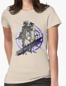 Revengeance 03 Womens Fitted T-Shirt