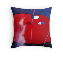 Hot Shot Throw Pillow
