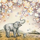 Bubble dreams by Ruta Dumalakaite
