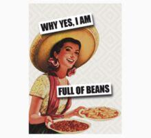 Full of Beans Kids Tee