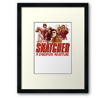 Snatcher Framed Print