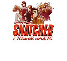 Snatcher Photographic Print
