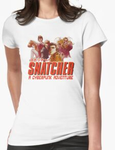Snatcher Womens Fitted T-Shirt