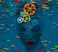 Faces 12 by Igor Shrayer
