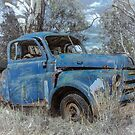 Old Chevy by Jan Pudney