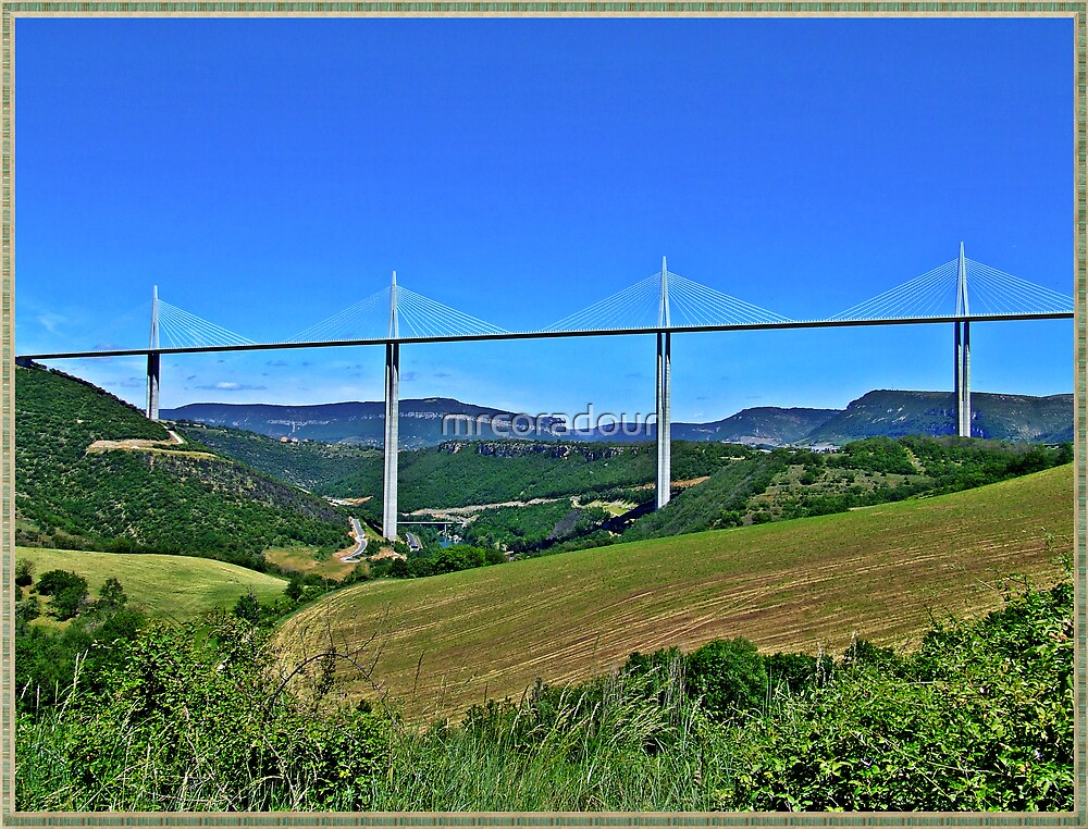 """"""" The Highest Bridge in the World"""" by Malcolm Chant"""