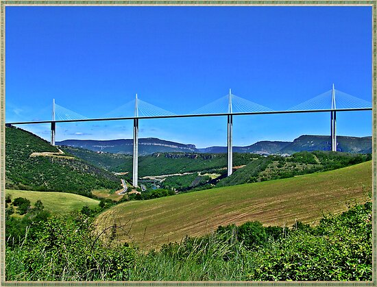 """ The Highest Bridge in the World"" by mrcoradour"