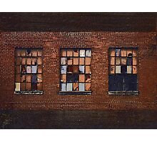 Panes of Time Photographic Print