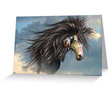 Kiche (Sky Spirit-Cree) Greeting Card