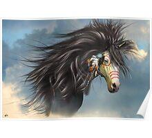 Kiche (Sky Spirit-Cree) Poster