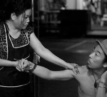A Friendly Massage by Valerie Rosen