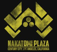 Nakatomi Plaza - Die Hard by MajorDutch