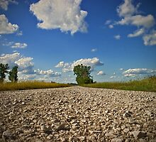 Gravel Road by Patrick Hickey