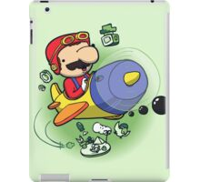 Saving the Princess from Exploding Turtles iPad Case/Skin