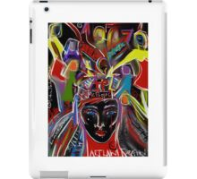 You all delete me or try to use me now... iPad Case/Skin