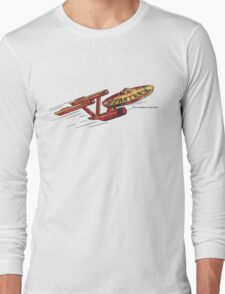 Vintage Enterprise Artwork (c. 1975) Long Sleeve T-Shirt