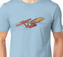 Vintage Enterprise Artwork (c. 1975) Unisex T-Shirt
