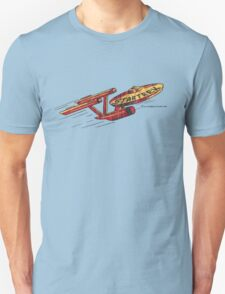 Vintage Enterprise Artwork (c. 1975) T-Shirt