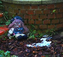 Abandoned Doll by davesphotographics