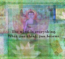 Buddha Quotation Motivational by goldenslipper