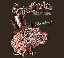 Antediluvian Miniature- Prof Buckland t-shirt Unisex T-Shirt