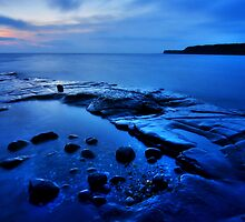 Blue Pool by davidbunting