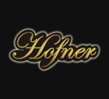 Vintage Gold Hofner Guitars  by shfandon