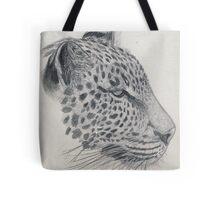 Kenya Leopard Tote Bag