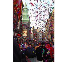 Chinese New Year, NYC No.3 Photographic Print