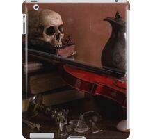Musical Vanitas iPad Case/Skin