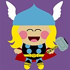 Thor by Sonia Pascual