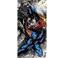 Superheroes Comic Photographic Print
