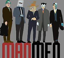 Mad Men The Animated Series by Filmowski