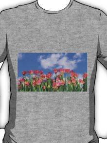 Tulips Galore T-Shirt