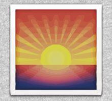 Sunrise Apple / WhatsApp Emoji Kids Clothes