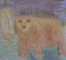 Spirit Bear by Alison Pearce