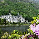Kylemore Abbey Co Galway by Martina Fagan