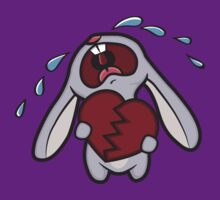 Broken Hearted Bunny by Lisa Marie Robinson