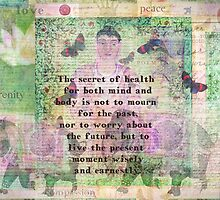 Buddha Quotation about health by goldenslipper