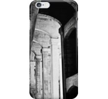 the fall of the house of Escher iPhone Case/Skin