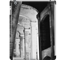 the fall of the house of Escher iPad Case/Skin