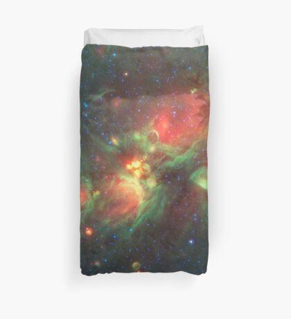 Galaxy Nebula Clouds, HD Photograph Duvet Cover