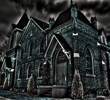Flint Hill Baptist Church by Chris Summerville