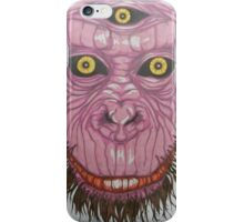 The Enlightened Ape iPhone Case/Skin