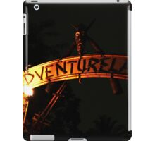 Adventureland iPad Case/Skin