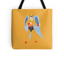 Project Silhouette 2.0: Birdman Tote Bag